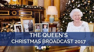 The Queen's Christmas Broadcast 2017