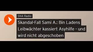 Radikale Islamisten-Szene in NRW - Bin Ladens Leibwächter wird nicht abgeschoben (Sputniknews)