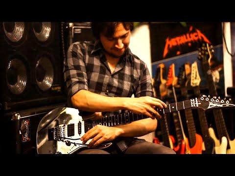 Steve Vai - Whispering A Prayer - Cover by Ignacio Torres (NDL)