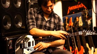 Steve Vai - Whispering A Prayer - Cover by Ignacio Torres (NDL)