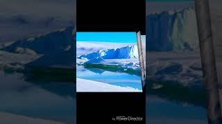 Арктическая или Антарктическая пустыня