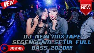 Download Lagu DJ New Mixtape SEGENGGAM SETIA [RAHMAT] Full Bass!! Terbaru 2020🔊🎧 mp3