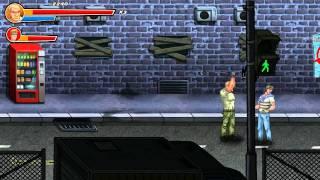 The Asskickers walkthrough level 1(PC)
