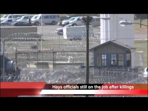 Job security at Hays State Prison, and Controversial Promotions
