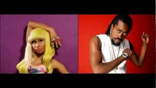Gunshot - Nicki Minaj ft. Beenie Man