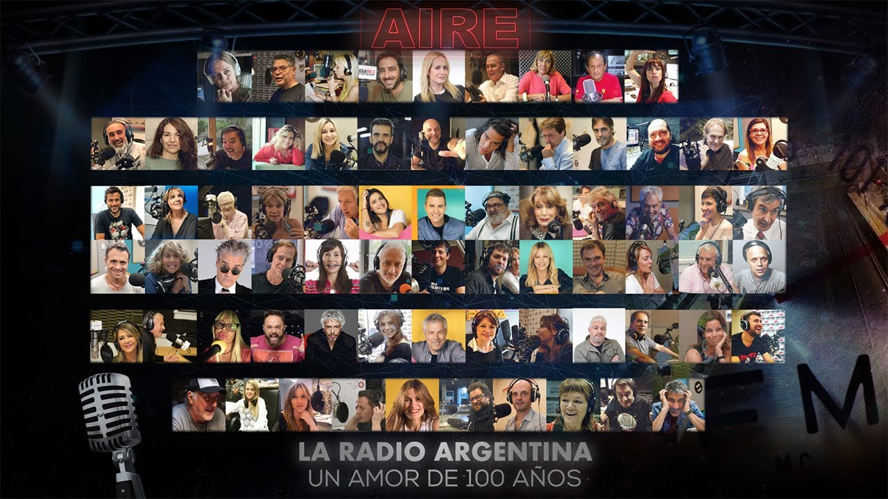 La Radio en Argentina cumple 100 años ! – SEMANARIO ARGENTINO