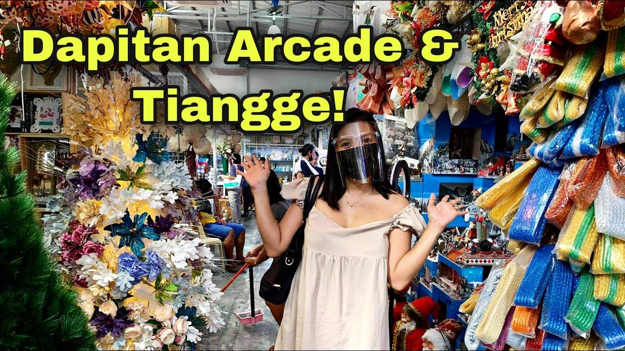 Dapitan Arcade and Tiangge   Kat Borja Vlogs