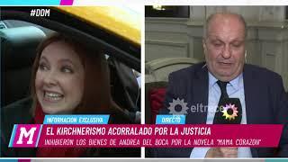 Hernán Lombardi Habló Del Procesamiento De Andrea Del Boca Por La Novela Mamá Corazón