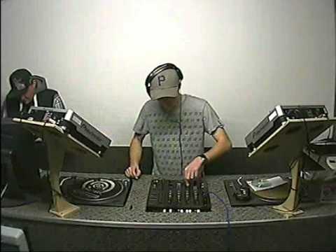 Push & Pull Show (DJ Potts & MC IC) - 04.12.2011