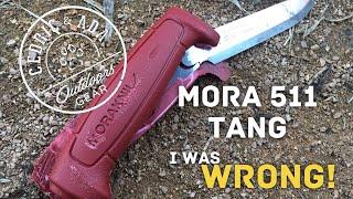 I Was Wrong - Mora 511