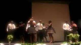 2007 Miss Black & Gold Intro