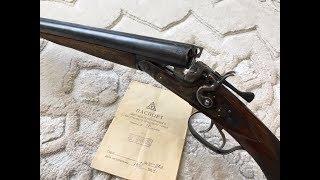 обзор ружья ТОЗ-Б 16 калибра 1954 года выпуска