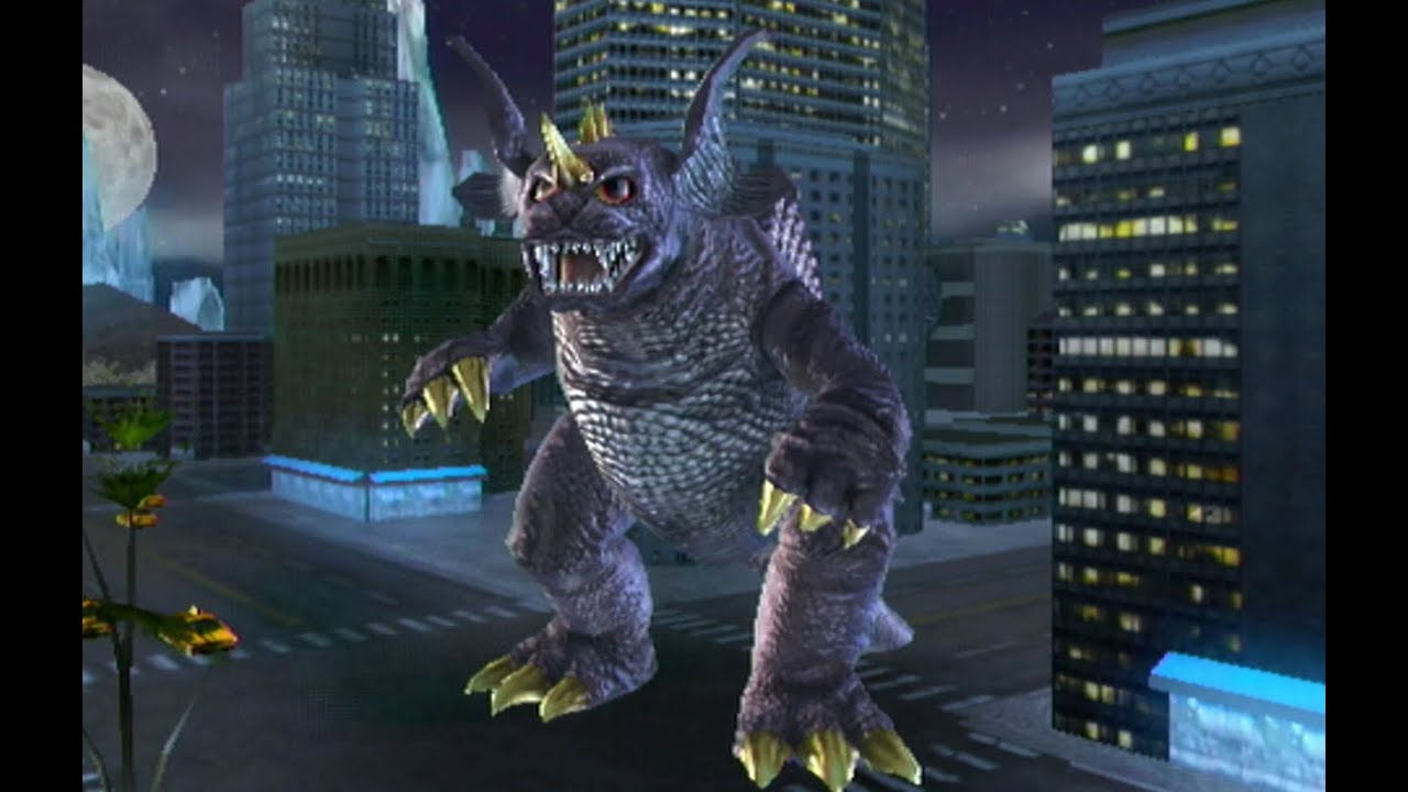 baragon godzilla unleashed - photo #3