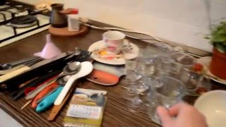 Расхламление в кухне