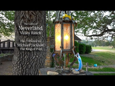 The Gates of Neverland - Fan Tributes to Michael Jackson the King of Pop - The Pinnacle List