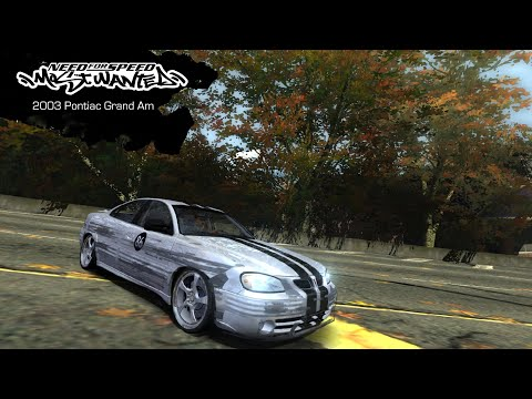 Need For Speed: Most Wanted (2005) - 2003 Pontiac Grand Am [OFFICIAL RELEASE]