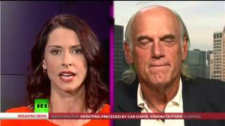 Jesse Ventura Breaks the Set on JFK Conspiracy, Running with Howard Stern for President