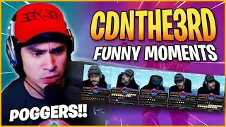 CDNThe3rd Funny Moments and Epic Moments (The Rap God)