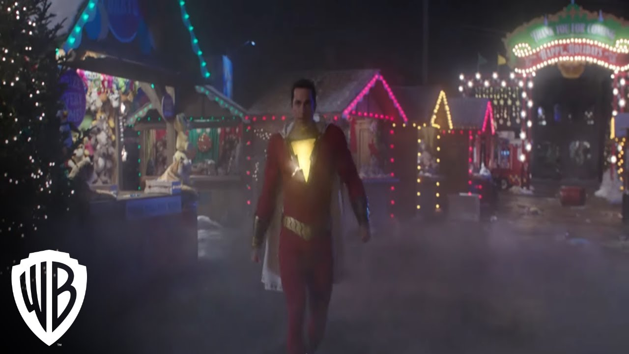 Shazam! - Official Movie Site - Available Now On Blu-Ray™ And Digital