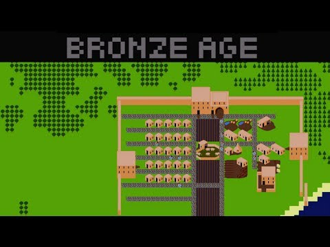 Bronze Age - (Dwarf Fortress Inspired City Builder Game)