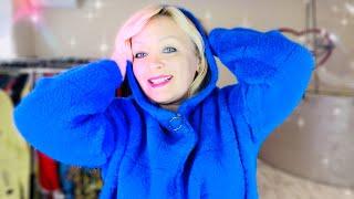 Новинки Красивые туники из Италии Модные куртки ветровки роскошные пальто из альпака