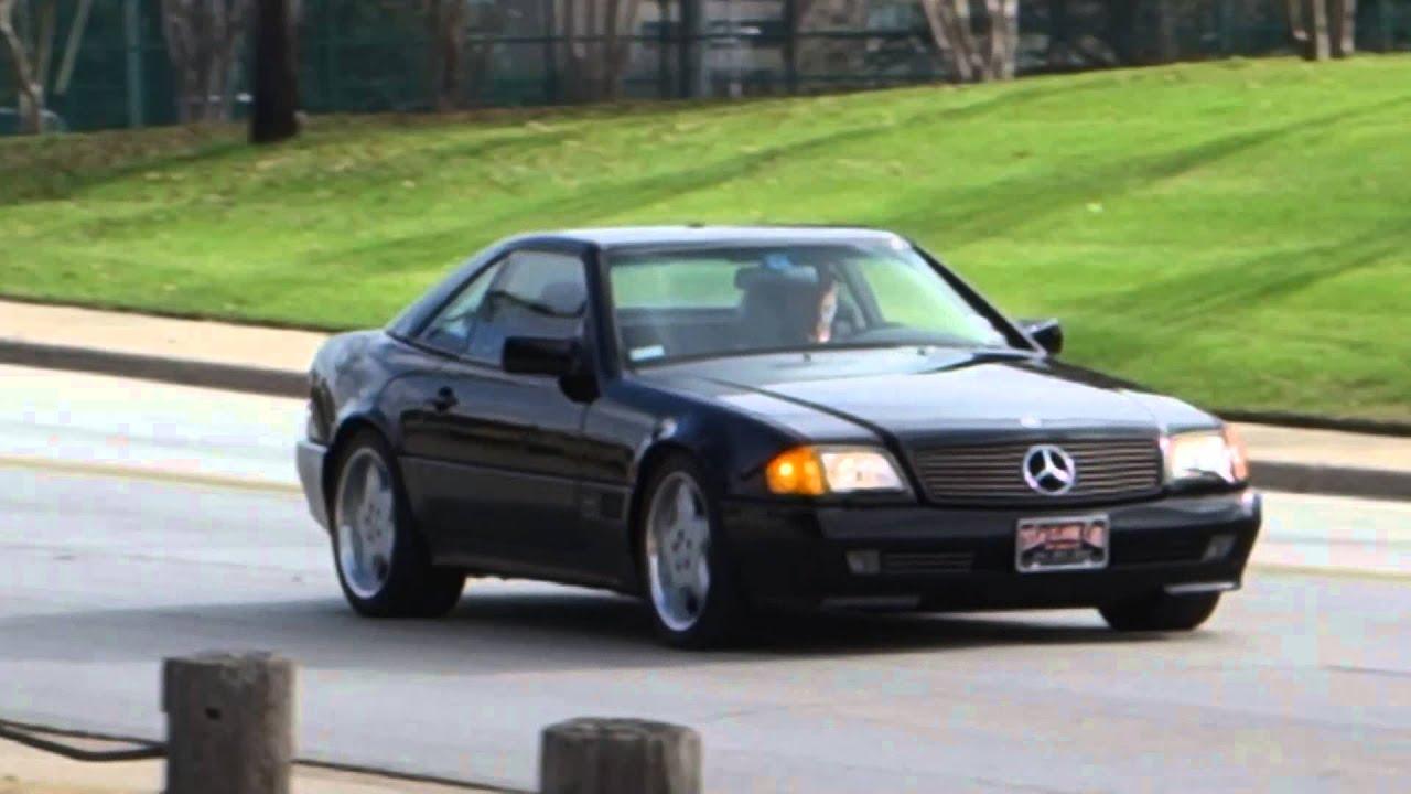1992 Mercedes Benz 500sl Amg Roadster Youtube