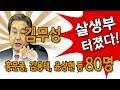 한국당 살생부 터졌다 김무성 홍문종 김용태 윤상현 등 80명 진성호의 돌저격 신의한수 mp3