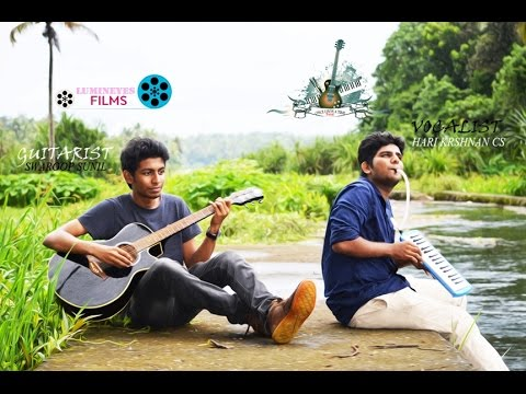 Alliyambal Kadavil | Malayalam New Cover Song | BY HarI Krishnan Cs