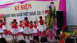 Nhảy hiện đại - Lễ kỷ niệm 20.11 Tiểu học Nguyễn Hiền