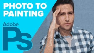 How to Turn Your Photos Into a Painting in Photoshop