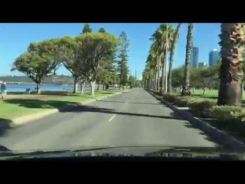 Riverside Drive Perth WA