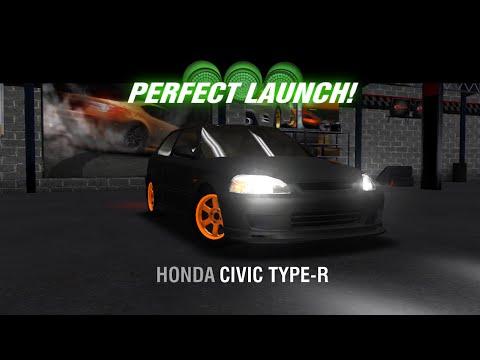 Racing Rivals Honda Civic Type-R Perfect Launch Tutorial