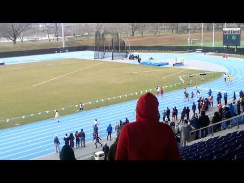 Westbury 4×200m at icahn stadium 2015