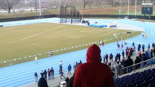 Westbury 4×200m at icahn stadium 2015
