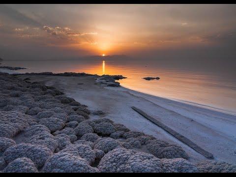Lake Urmia -  Iran Azerbaijan