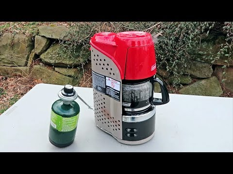An Ultimate Guide to Choose the Best Coffee Maker for Backpacking in the market