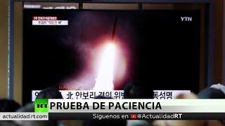 Corea del Norte dispara