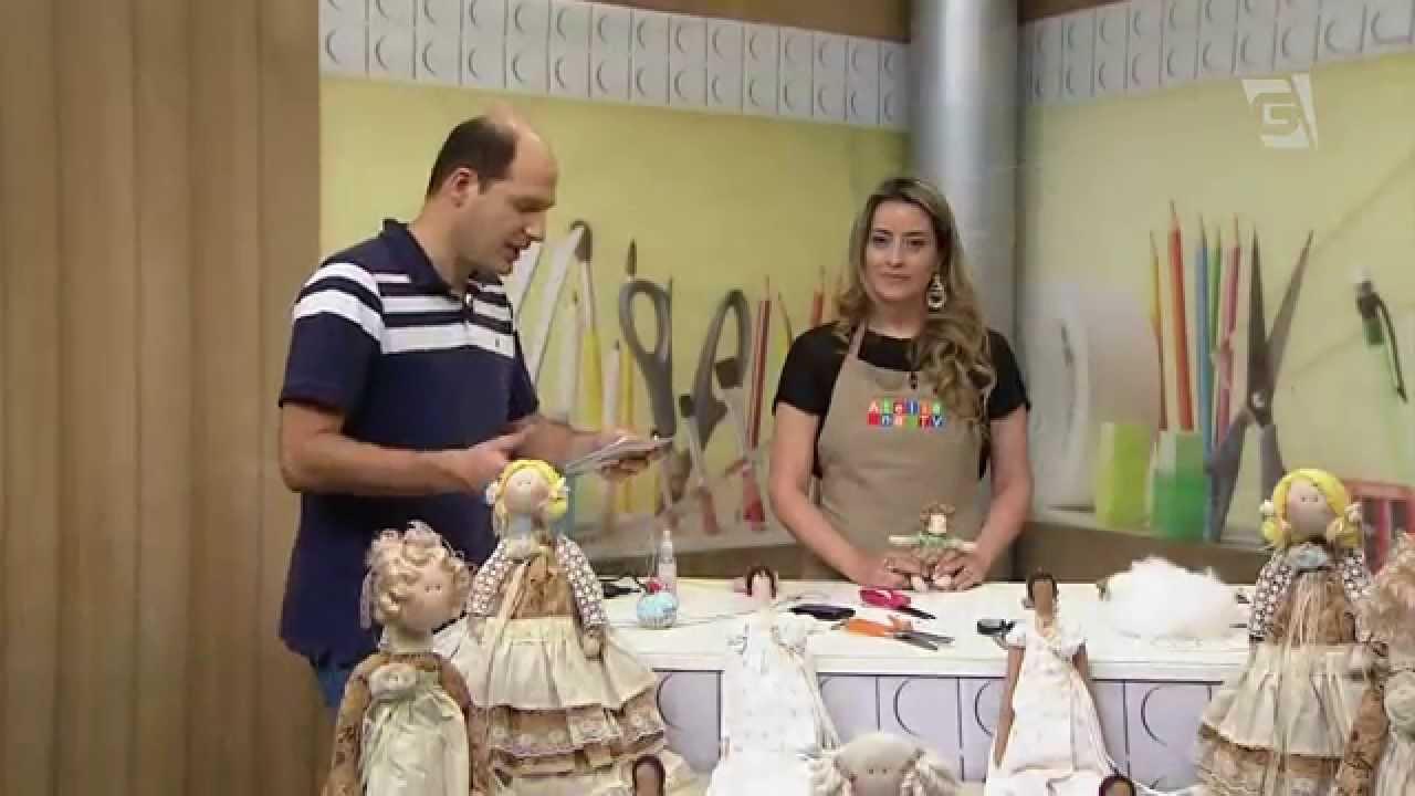 Aparador Mesa Retratil ~ Ateli u00ea na TV Tv Gazeta 16 07 15 Millyta Vergara You