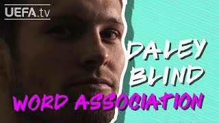 DALEY BLIND plays WORD ASSOCIATION