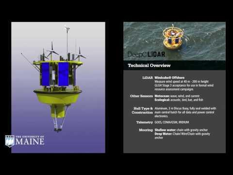 DeepCLiDAR - Offshore Wind Resource Assessment Buoy