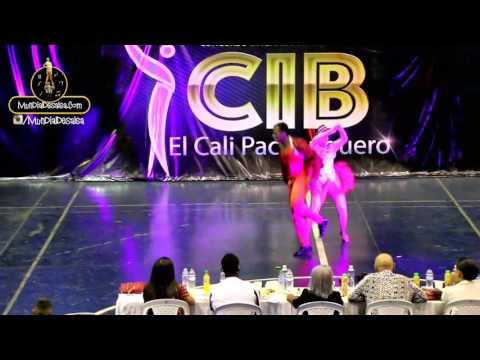 Heidy Gaviria y Cristhian Delgado