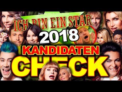 Dschungelcamp 2018 😍🕷️🐍 KandidatenCHECK: Daniele 🤪, Matthias 😂, Jenny💄 & Co bei IBES RTL