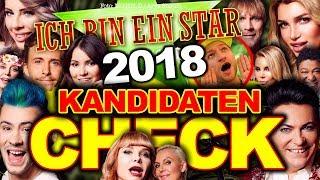 Dschungelcamp 2018 😍🕷️🐍 Kandidaten-CHECK: Daniele 🤪, Matthias 😂, Jenny💄 & Co bei IBES (RTL)