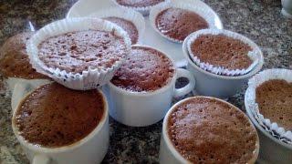 Быстрые шоколадные кексы/Рецепт кексов