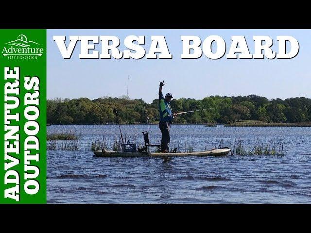 Versa Board  ~ Stand Up Inshore Kayak Fishing
