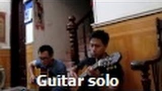 Song tấu guitar GIẤC MƠ MONG MANH