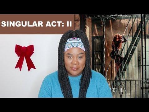 Sabrina Carpenter - Singular Act II Trailer