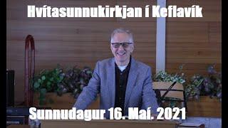 Ræðumaður: Kristinn Ásgrímsson Elskar þú mig ?? Jóh. 21.15.