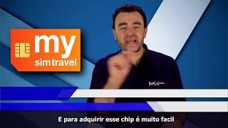 Chip internacional com Internet - MK Câmbio - Casa de câmbio em Curitiba PR  #chipinternacional