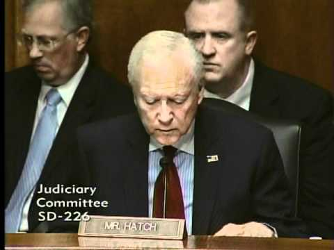 Justice Morgan Christen Testimony During Judicial Nomination Hearing